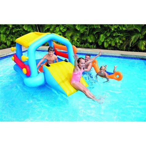 piscine gonflable avec siege piscine gonflable bebe avec toboggan 28 images piscine