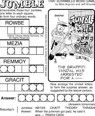 We think you'll also want to try these word scramble games: Jumble on Jumble 9 13 10   Jumbled words, Jumble word puzzle, Jumble puzzle