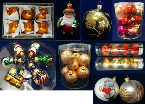 joblot   assorted christmas decorations baubles