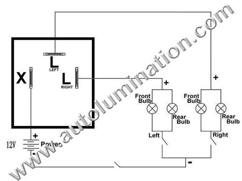 Wig Wag Flasher Relay Wiring Diagram by Autolumination Lights Led Braker And Wig Wag