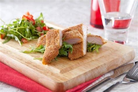 cours de cuisine chef étoilé recette de escalopes de veau à la milanaise comme en