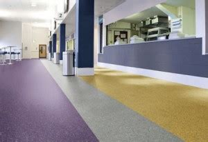 resilient flooring options for commercial space express
