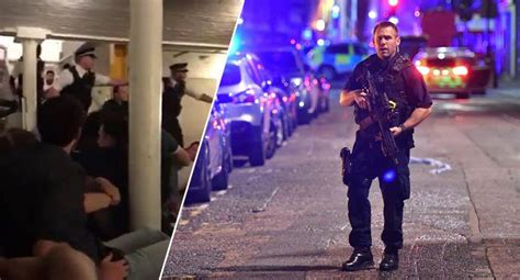 borough market stabbing london bridge and borough market attacks declared as
