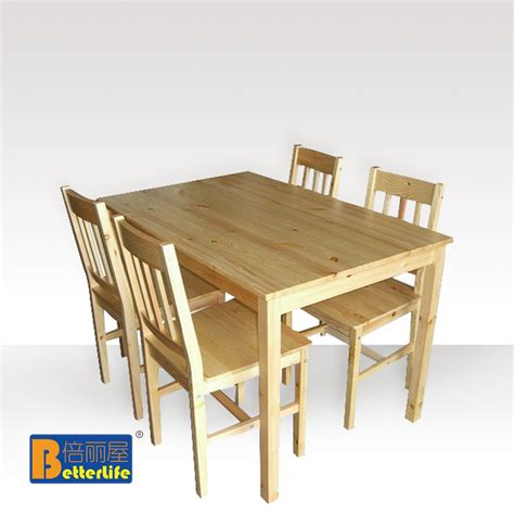 ikea dining table dinette table and four chairs rice