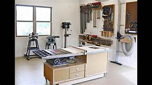 Best Small Woodworking Shop Layout