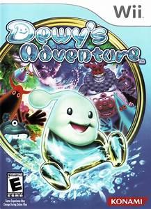 Dewy39s Adventure Nintendo WII Game