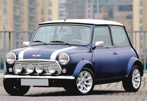 The Mini Is 50 Years Old This Year