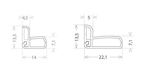 Guarnizioni Per Porte Blindate by Guarnizione Di Battuta Per Porte Blindate Mod Unibli Cce