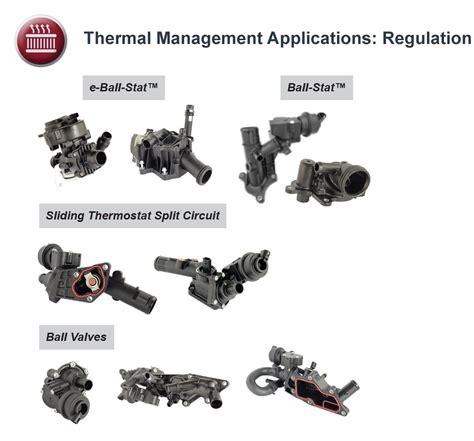 Thermal Management: Regulation