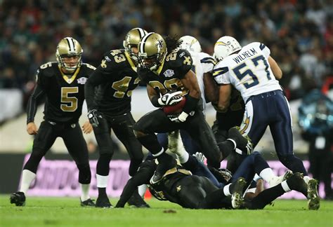 San Diego Chargers V New Orleans Saints