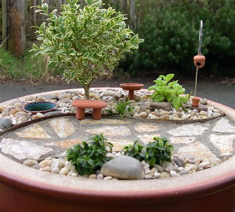 bringing your outdoor mini garden inside the mini