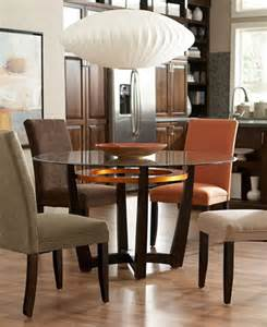 cappuccino dining room furniture collection furniture