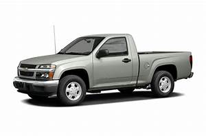 2004 Chevrolet Colorado Base W  Z85 Standard 4x2 Regular