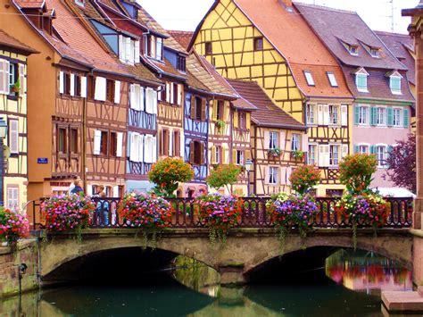 Fairytale Destination Colmar, France