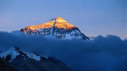 Everest Mount Wallpapers Nature Background Following Wallpaperplay