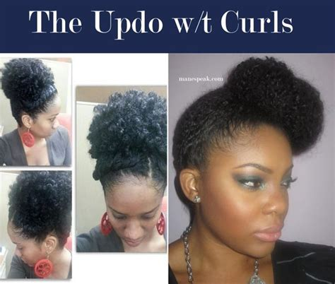 Natural Hair  Easy Hairstyles For Transitioning Hair