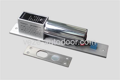 automatic door locks electric bolt lock for automatic swing doors from china