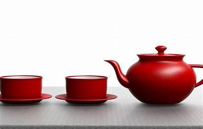 Teapot Tea Party Saucers Mugs Desktop Telegram