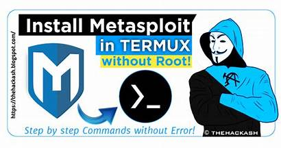 Termux Metasploit Root Install Tutorial