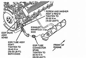 Service Manual  How To Replace Ecm For A 1991 Buick Century