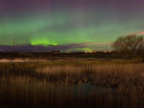 Northern Lights Pa - northern lights in pictures capture the stunning