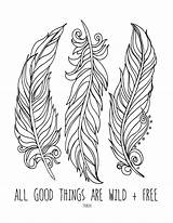 Feather Coloring Sheets Adult Colouring Grown Feathers Printables Printable Arrow Indian Drawing Lostbumblebee Donate Template Wild Traceable Mdbn Mandala Boho sketch template