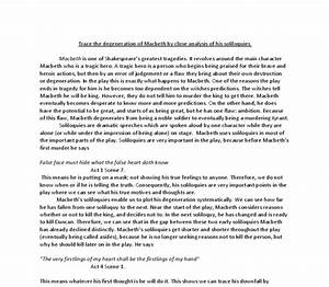 Good Essay Topics For High School Macbeth Essay Introduction Example My Mother Essay In English also What Is A Synthesis Essay Macbeth Essay Introduction Description Essays Writing Macbeth Essay  Write My Essay Paper