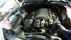 Mercedes S430 B Service Part One
