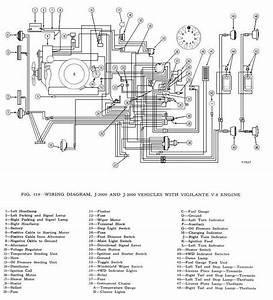 68 J Truck 4 Way Wiring Help Please