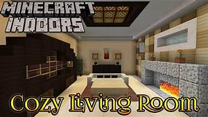 Excellent Minecraft Interior Design Living Room 92 In Best ...