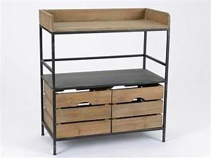 Etagere Metal Cuisine : ensemble table et chaises de s jour riberto meuble de ~ Premium-room.com Idées de Décoration