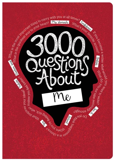 3000 Questions About ME - Piccadilly