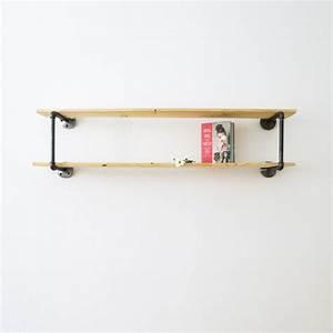 Kleiderschrank Industrial Design : 19 melhores imagens de steel pipe shelves stahlrohr regale no pinterest armazenamento casaco ~ Markanthonyermac.com Haus und Dekorationen