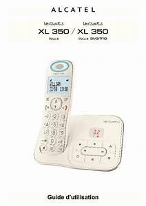 Here We Go Mode D Emploi : mode d 39 emploi alcatel versatis xl 350 t l phone sans fil trouver une solution un probl me ~ Medecine-chirurgie-esthetiques.com Avis de Voitures