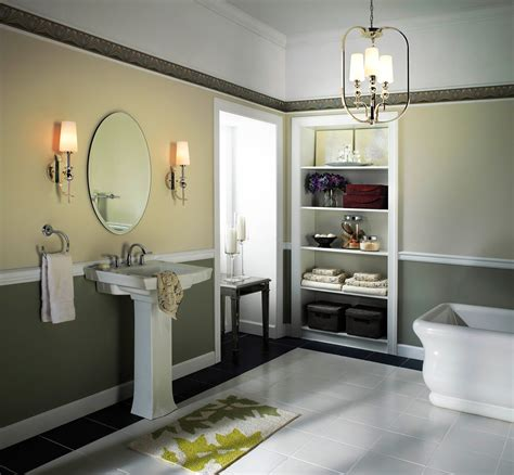 Lighting Bathroom by Why Use Bathroom Light Fixtures Amaza Design