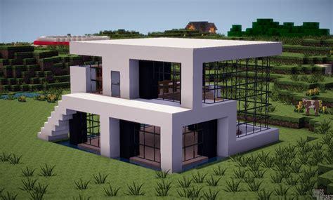 Minecraft Moderne Häuser Bilder by Modernes Haus Minecraft Moderne H 228 User
