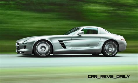mercedes supercar mercedes benz gullwing supercar evolution
