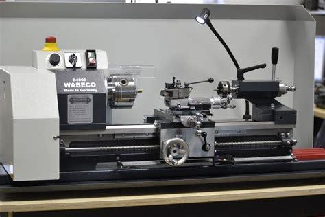 Modellbau KIRCHENGAST  WABECO Drehmachine D4000