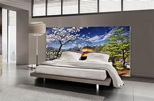 Lit Japonais Ikea : t te de lit jardin japonais textilvision ~ Teatrodelosmanantiales.com Idées de Décoration