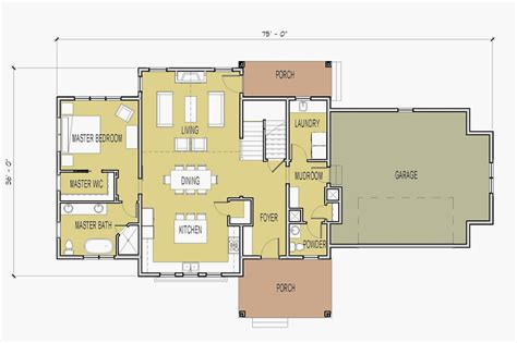 plans for house attractive houses with master bedroom on floor small