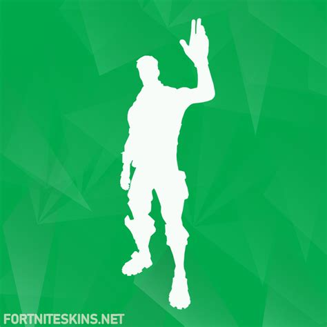 wave dance emotes fortnite skins
