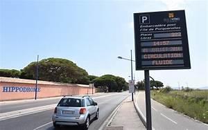 Panneau Lumineux Lettre : des panneaux pour les parkings de la tour fondue tlv tvm ~ Teatrodelosmanantiales.com Idées de Décoration