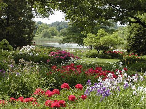 Ruisseau Fleuri Et Lilas  Espace Pour La Vie