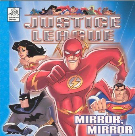 justice league publications