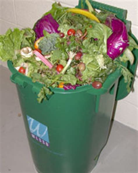 residential food waste collection  composting