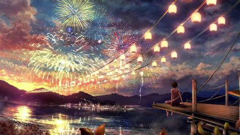 maiko fujita hanabi fireworks  lyrics youtube