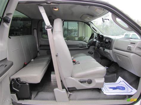 ford supercar interior 2006 ford f250 super duty xl supercab 4x4 interior photo