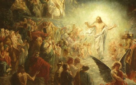 ancient homily  holy saturday  give  chills