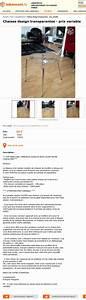 Chaise Le Bon Coin : vend chaises prix variable algofly ~ Teatrodelosmanantiales.com Idées de Décoration