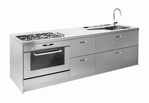 Gps inox cucina in acciaio inox blocco cucina a parete for Blocco cucina acciaio